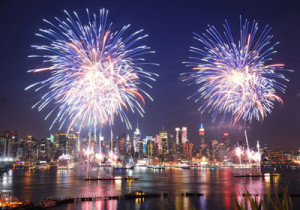 Fireworks - New Yor City